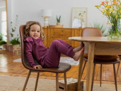 Jak dobrać proste ubrania, tak aby nie sprawiały dziecku trudności w samodzielnym ubieraniu ?